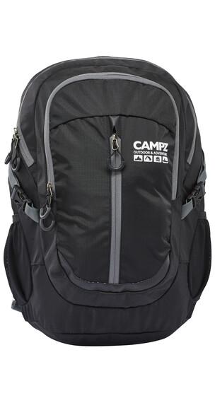 CAMPZ Mountain Comp Rucksack 30L schwarz